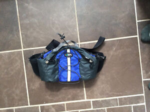 MEC hiking hip pack