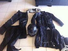 Dri rider jacket, pants and Rjays helmet Liverpool Liverpool Area Preview