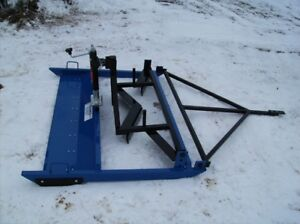 Established Cross Country ski grooming equipment manufacturing b