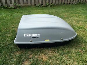Explorer Sport Rack Carrier