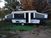 2009 -14ft Palimino Tent Trailer