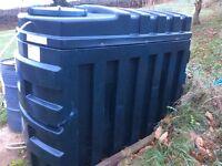 Titan heating oil kerosene tank double skinned can deliver locally