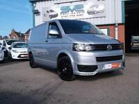 2011 61 VW TRANSPORTER T5 T28 SPORTLINE PACK, AIRCON, ELECTRIC PACK CHOICE OF