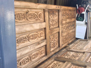 Stunning one of a kind entrance doors for home or business