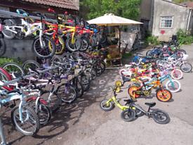 🚴♀️BIKE SALE 150+ Bikes 🚴🏽♀️Boys Girls Kids Bike 24 20 18 16 14
