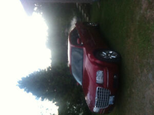 2007 Chrysler 300-Series Red Other
