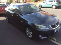 Lexus is220d SAT NAV, REVERSING CAMERA