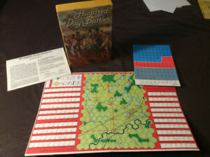 3 of Avalon Hill war games