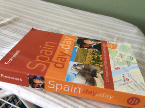 Frommers Spain day by day guidebook