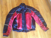 Manteau moto jacket motorcycle