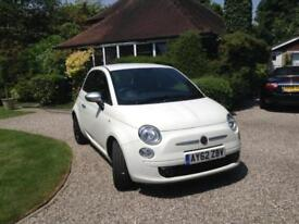 Fiat 500 1.2 ( 69bhp ) STREET ONLY 30,000 MILES!!! - F.S.H. 4 FIAT SERVICES