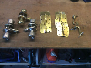 Passage sets and hinges