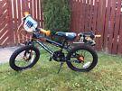 """16"""" Apollo Starfighter bike in excellent condition"""