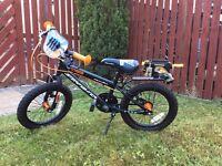 """16"""" Apollo Starfighter children's bike in excellent condition"""