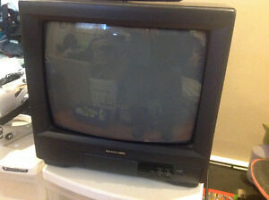 "13"" color TV"