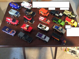 BUBBA - Loose various Hot Wheels, etc diecasts for sale #3