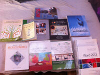 BUAD textbooks for sale