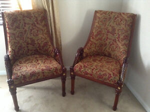 Set of two chairs Cambridge Kitchener Area image 1