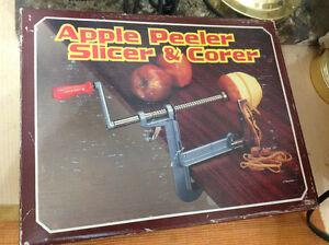 """Never used """"APPLE MATE"""" Appel Peeler, Slicer & Corer"""