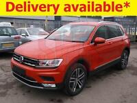 2017 Volkswagen Tiguan 2.0 TSi 4Motion DSG DAMAGED ON DELIVERY