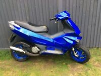 Gilera runner sp 50cc come with one year mot and full logbook 450 ono