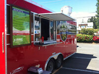 20' Food Trailer for sale