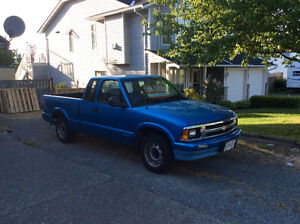 1995 Chevrolet S-10 LS Other