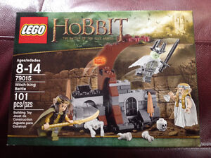 Lego The Hobbit #79015 Witch-King Battle