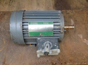 2 hp electric motor 575 volt
