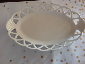 New lovely Fine China Serving Plate -still has tag on Strathcona County Edmonton Area image 1