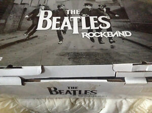 Beatles Rockband pour wii
