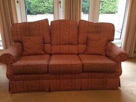 Peter guild sofa set for sale