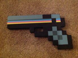 Minecraft Gun