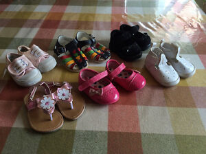 CHAUSSURES BAMBINE // GR. 1-2