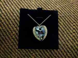 Swarovski necklace. New with box and gift bag $99