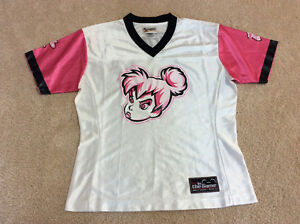 Authentic Tinkerbell Jersey from Disney World (girls L-XL)