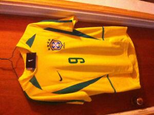 Ronaldo Brazil Brasil 2002 jersey size medium nike