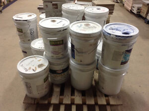 Brand New 5 Gallon Buckets of Paint