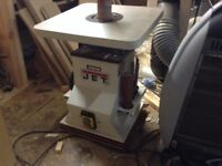 Jet Bobbin Sander JBOS-5, 240v, new, virtually unused, immaculate