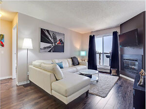 All included 1 BR 1 bath in a furnished 2BR condo