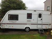 Touring caravan Elldis GTX 2000