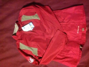 Authentic Montreal Marathon jacket 2014