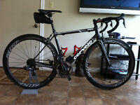 REDUCED - Cervelo R5 VWD with Quarq power meter. $2900 OBO
