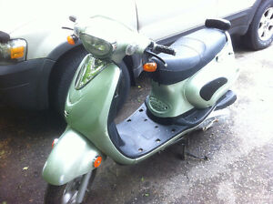 Milano scooter 150cc