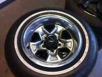 ORIGINAL 1985 CAMARO RIMS MINT....!