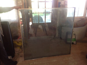 48 x48 glass panels