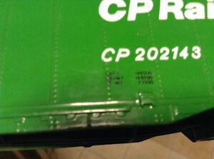 TRAIN BACHMANN CP RAIL GREEN. CP RAIL 202143. WAGON VERT CP RAIL Gatineau Ottawa / Gatineau Area image 3