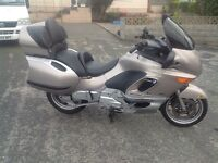 Bmw k1200 lt low mileage 2000