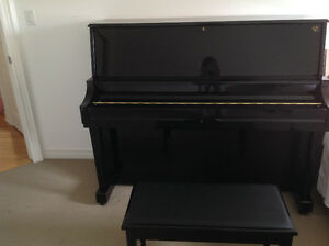 3 year old Essex piano