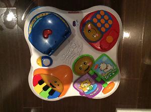 Baby activity table, like new Oakville / Halton Region Toronto (GTA) image 1